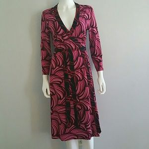 NWT T Tahari Wrap Dress